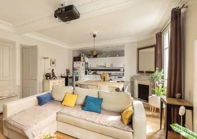 Vente appartement 3pièces 83m² Courbevoie (92400) - 650.000€