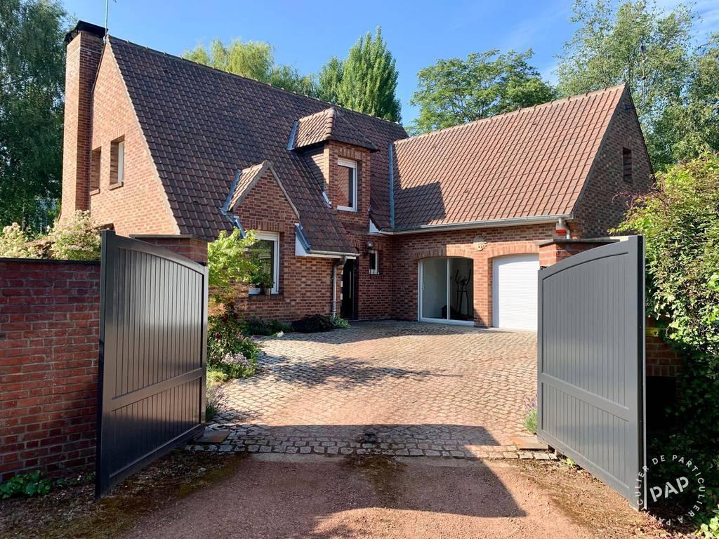 Vente Maison Marcq-En-Barœul (59700) 172m² 850.000€