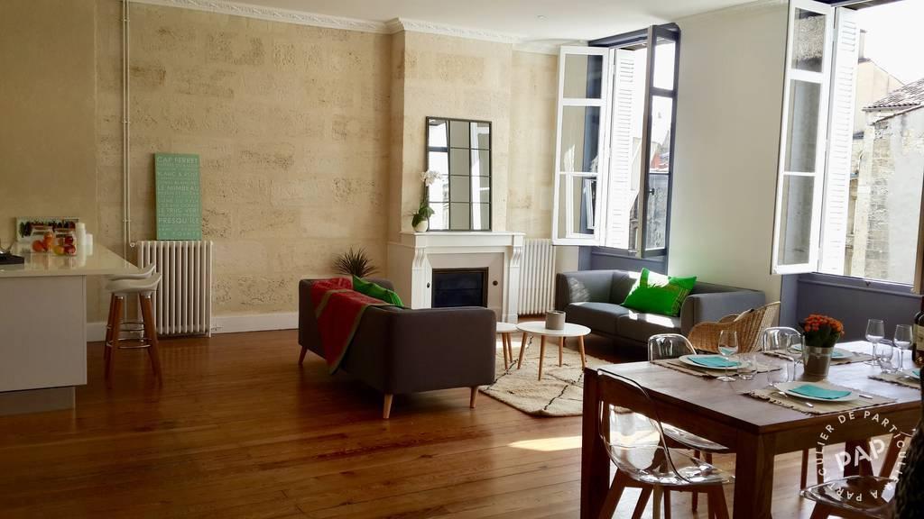 Vente appartement 6 pièces Bordeaux (33)