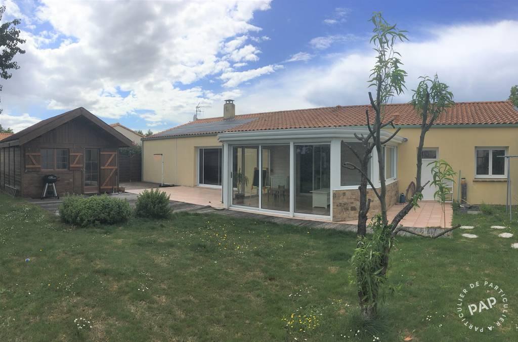 Vente Maison Boufféré (85600) 153m² 310.000€
