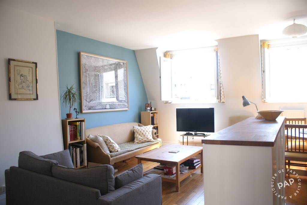 Vente Appartement Paris 5E (75005) 46 m² 575.000 €