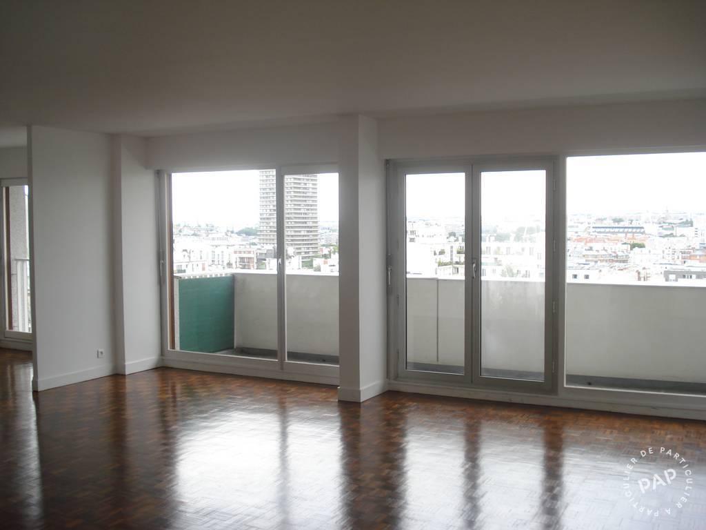 Vente appartement 5 pièces Paris 13e