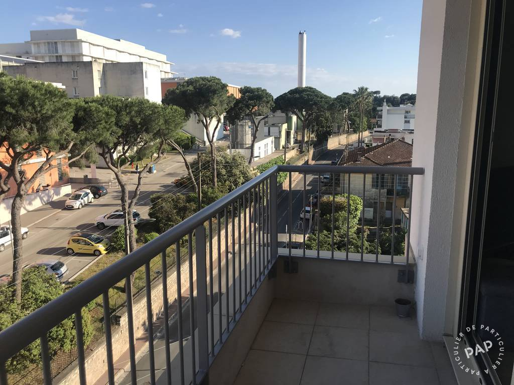 Location Appartement Cannes 20m² 560€