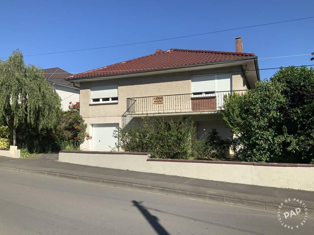 Vente Maison Metz (57000) 200m² 374.000€