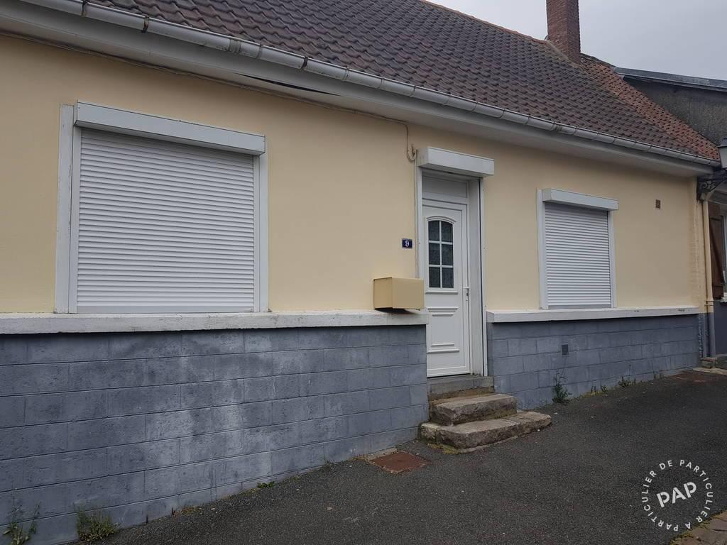 Vente maison 4 pièces Auxi-le-Château (62390)