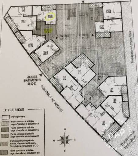 Location Appartement Manosque (04100) 57m² 460€