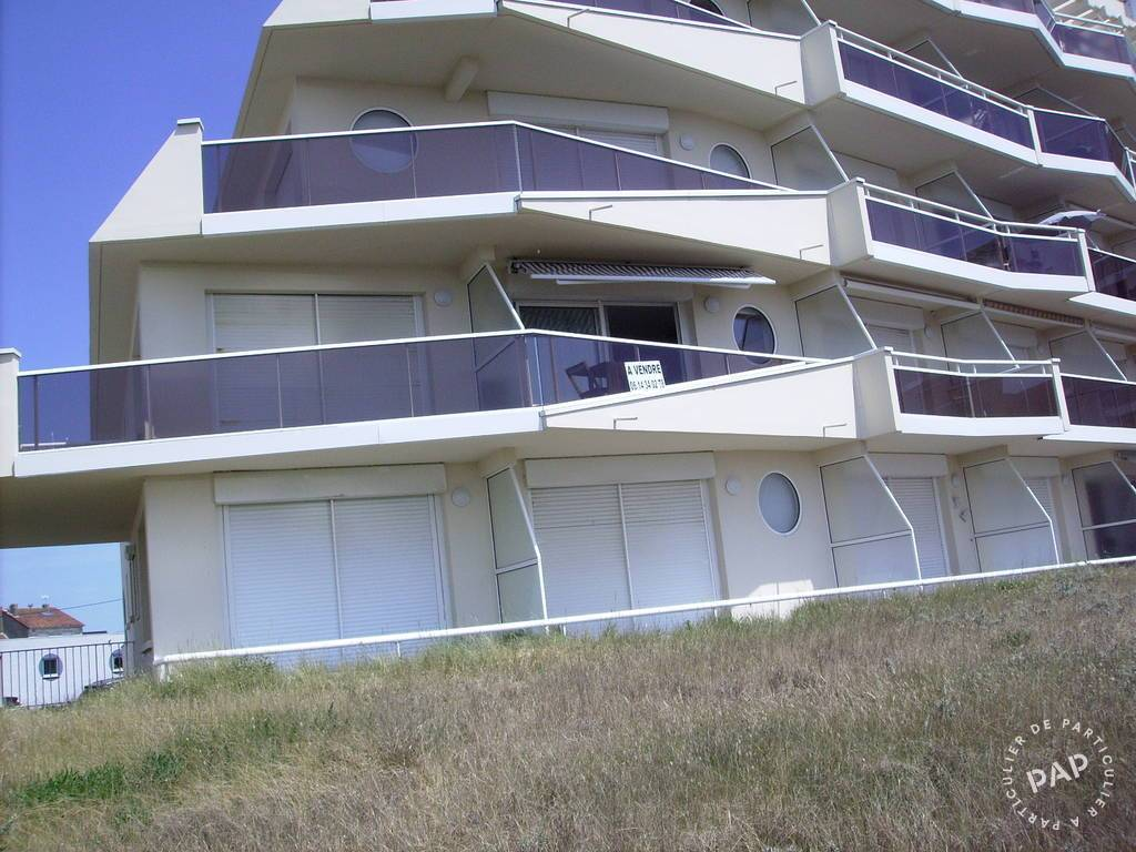 Vente Appartement Merlimont 34m² 160.000€