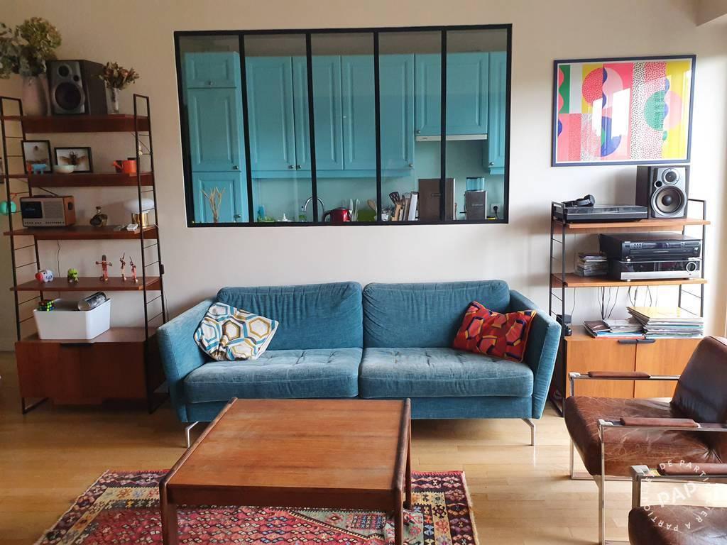 Vente appartement 5 pièces Paris 10e