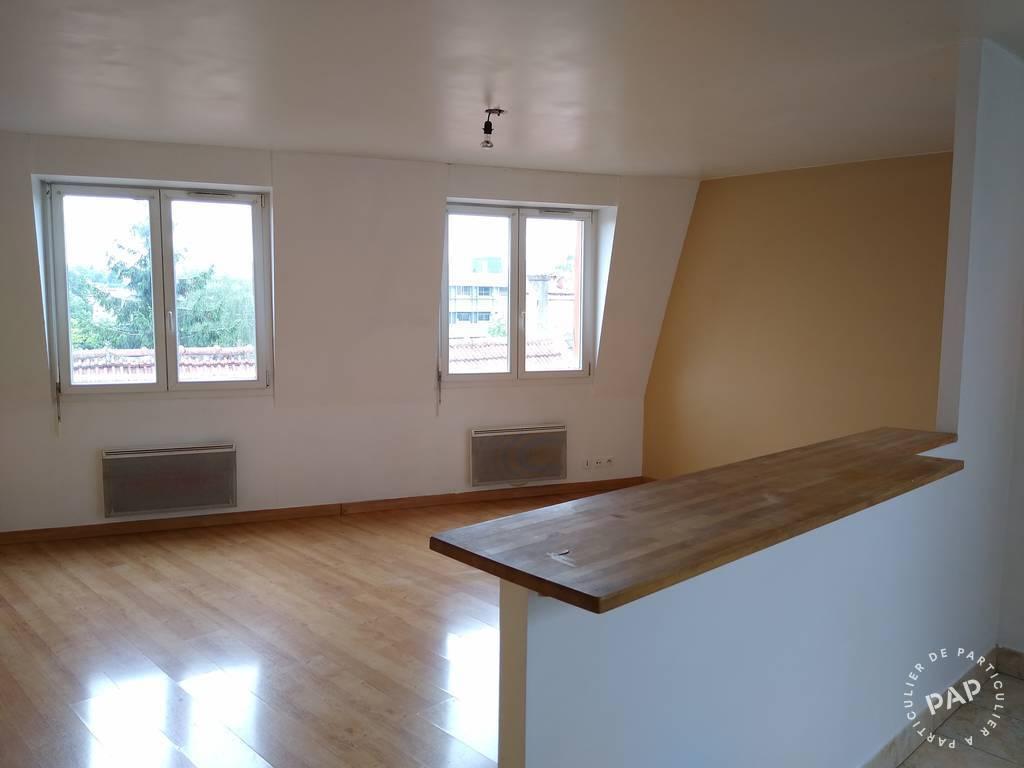 Vente Appartement Corbeil-Essonnes (91100) 61m² 135.000€