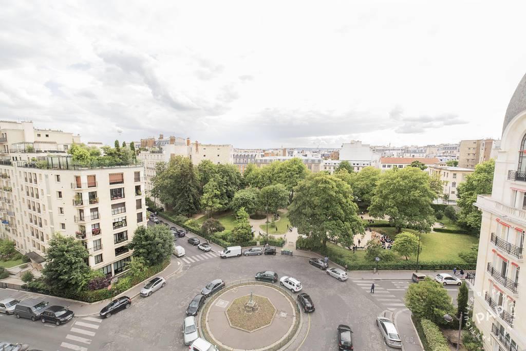 Vente appartement 6 pièces Paris 16e