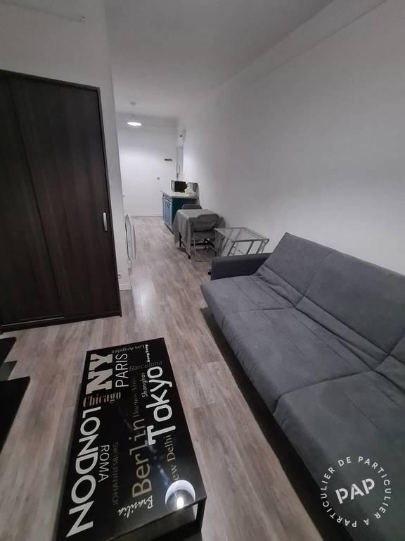 Location appartement studio Hyères (83400)