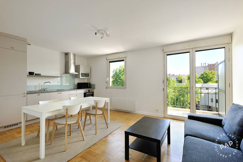 Location Appartement Lyon 4E (69004) 61m² 1.300€