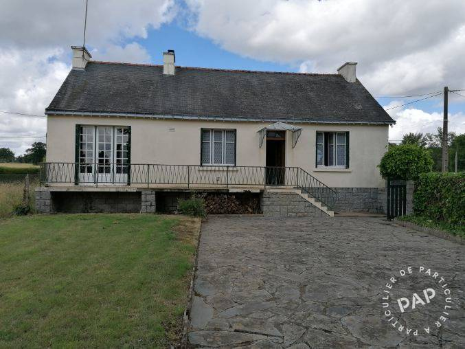 Vente maison 5 pièces Les Fougerêts (56200)