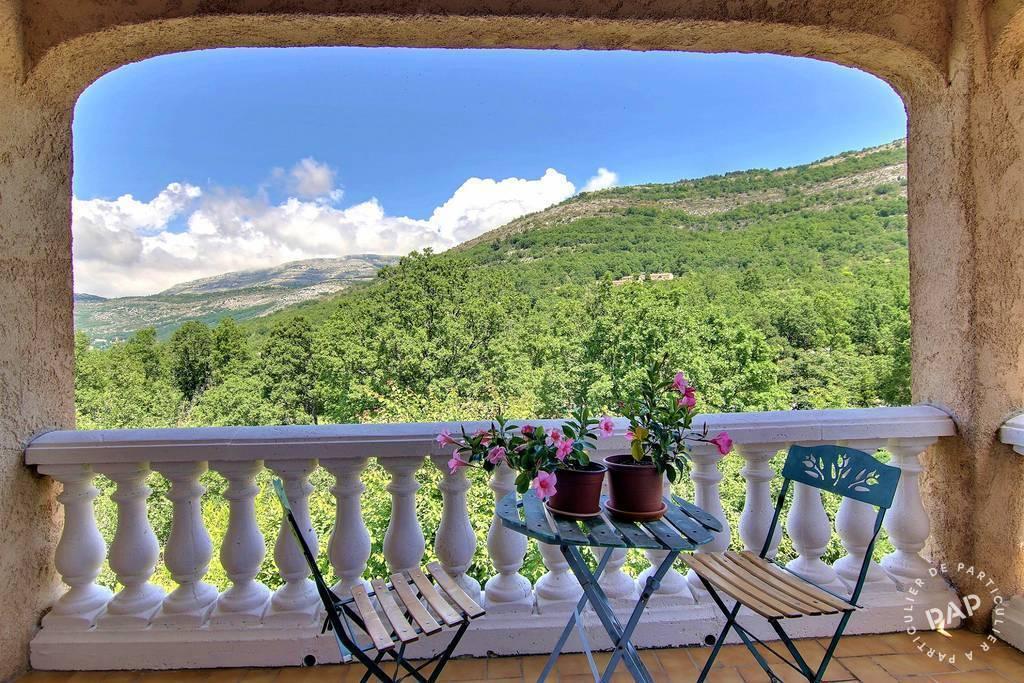 Vente Maison Saint-Vallier-De-Thiey (06460)
