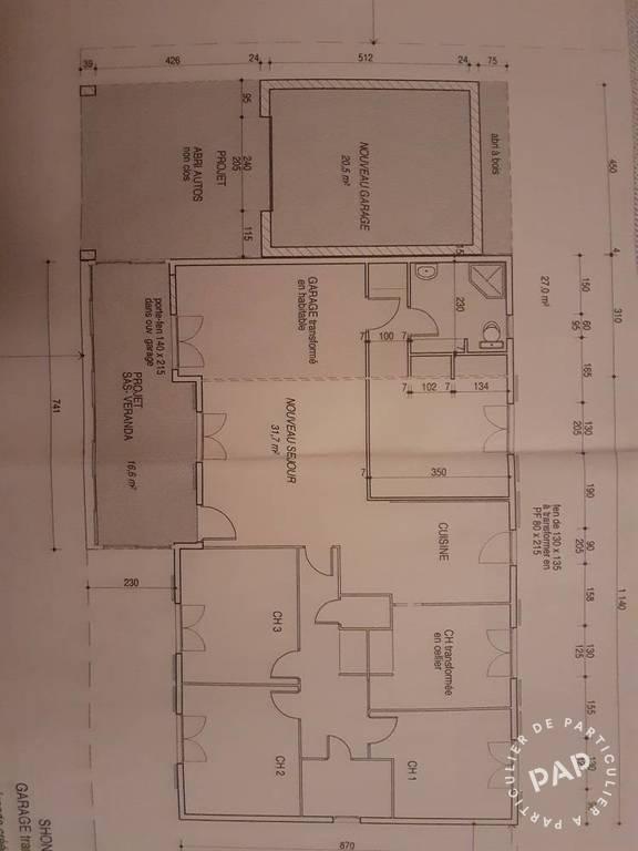 Vente immobilier 319.000€ Vinon-Sur-Verdon (83560)