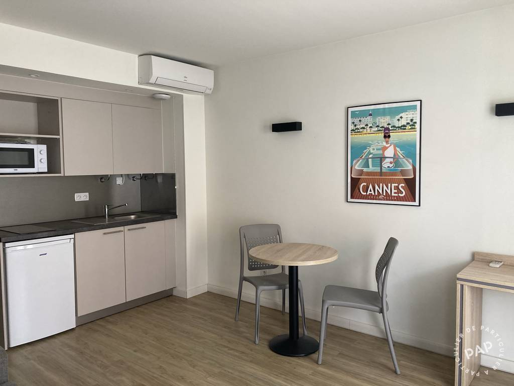 Location immobilier 560€ Cannes