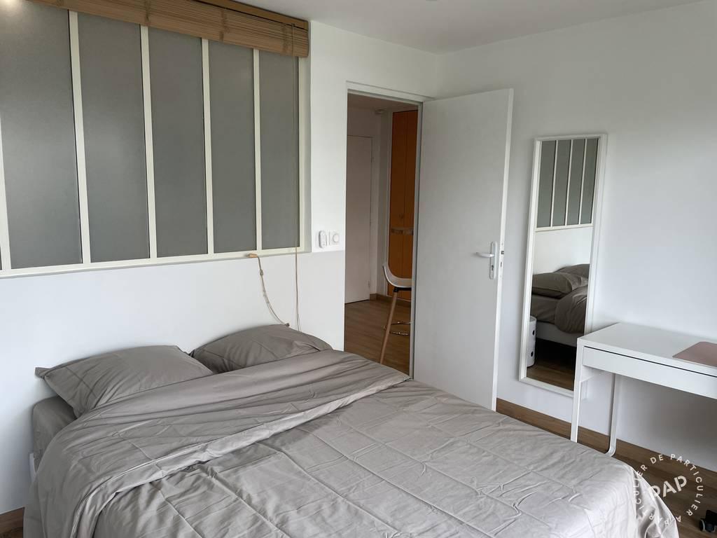 Appartement Paris 20E (75020) 950€