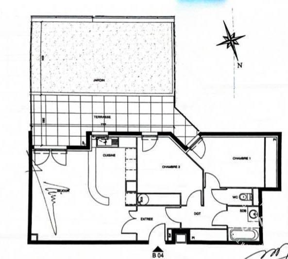 Immobilier Châtenay-Malabry (92290) 289.000€ 67m²