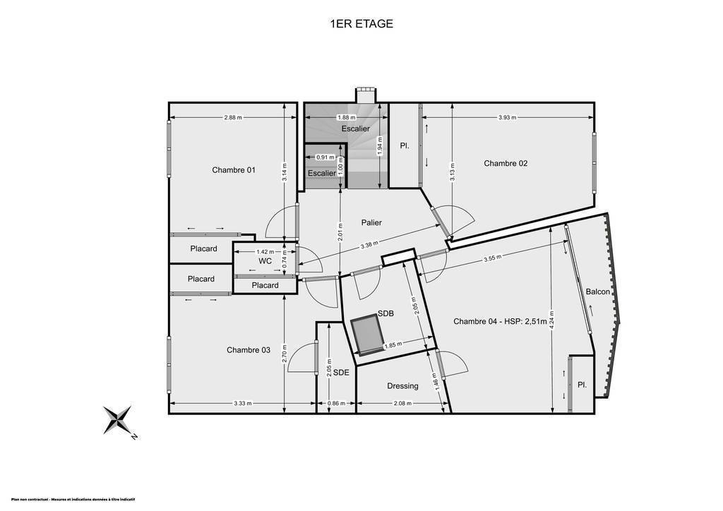 Vente Maison Carrières-Sur-Seine (78420) 160m² 885.000€