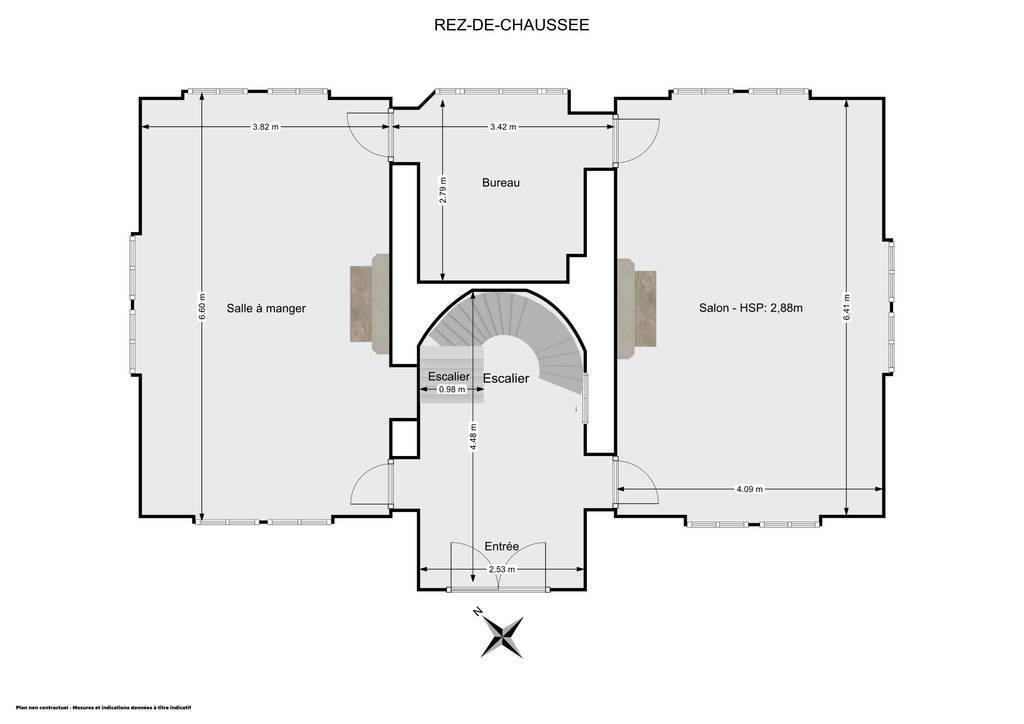 Vente Maison Saint-Chéron (91530)