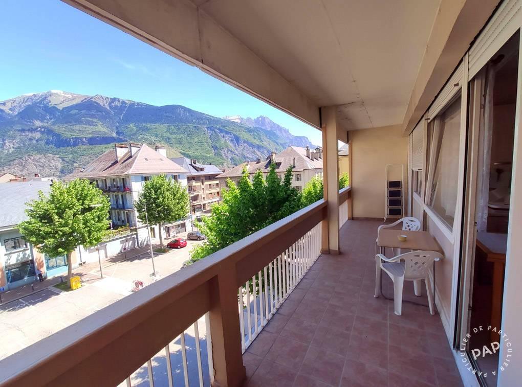 Vente appartement 2 pièces Saint-Jean-de-Maurienne (73300)