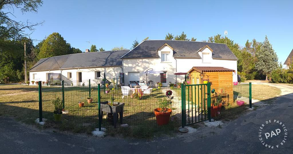 Location maison 2 pièces Courmemin (41230)