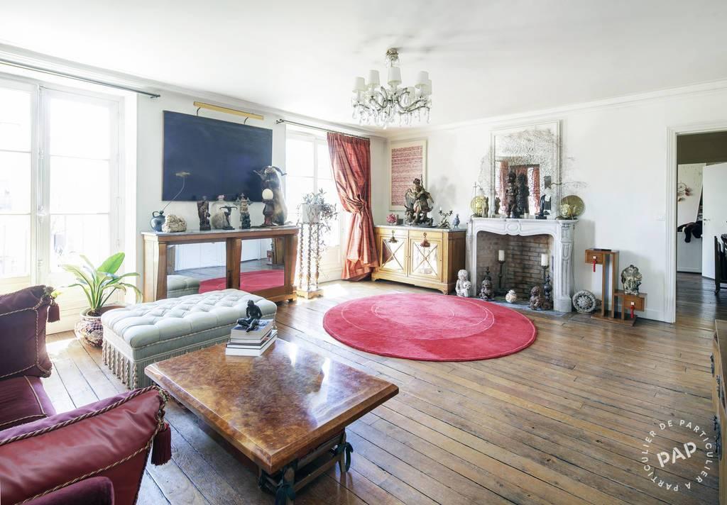 Vente appartement 6 pièces Paris 10e