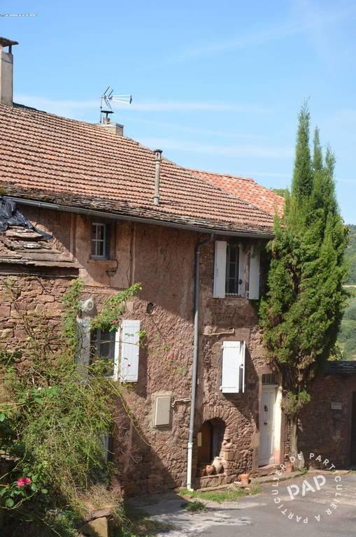 Vente maison 6 pièces Broquiès (12480)