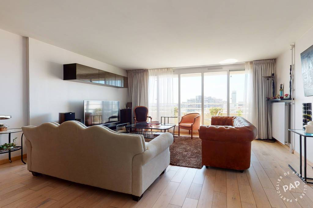 Vente Appartement Nanterre (92000) 97m² 540.000€
