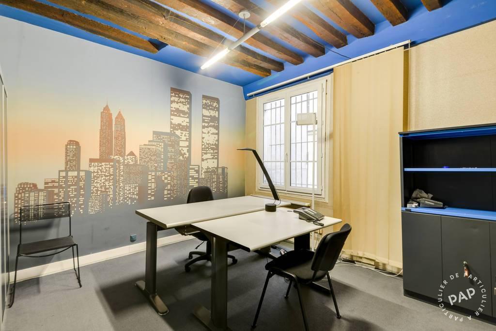 Vente et location Bureaux, local professionnel Paris 2E (75002) 70m² 2.550€