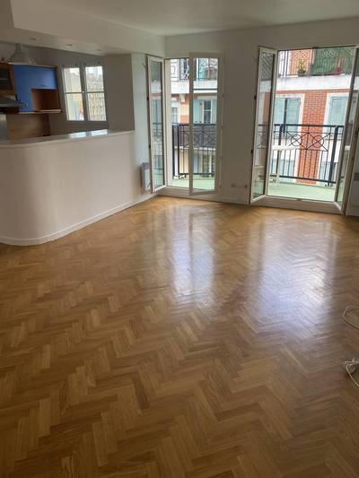 Vente appartement 3pièces 57m² Les Pavillons-Sous-Bois (93320) - 220.000€