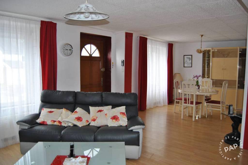 Vente maison 6 pièces Buléon (56420)