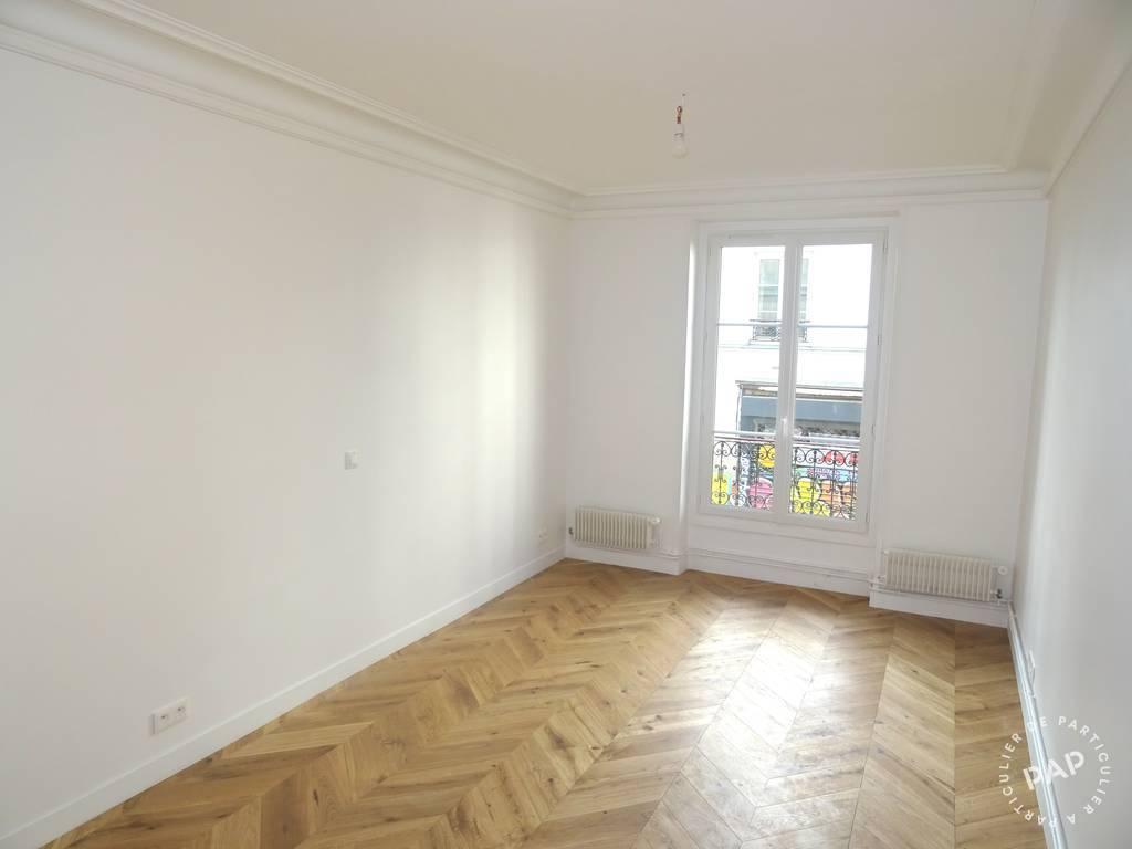 Vente Appartement Paris 11E (75011) 55m² 595.000€