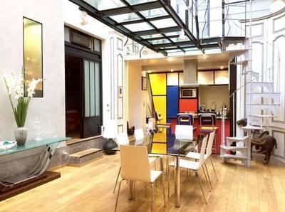 Bureaux, local professionnel Paris 11E (75011) - 97m² - 985.000€