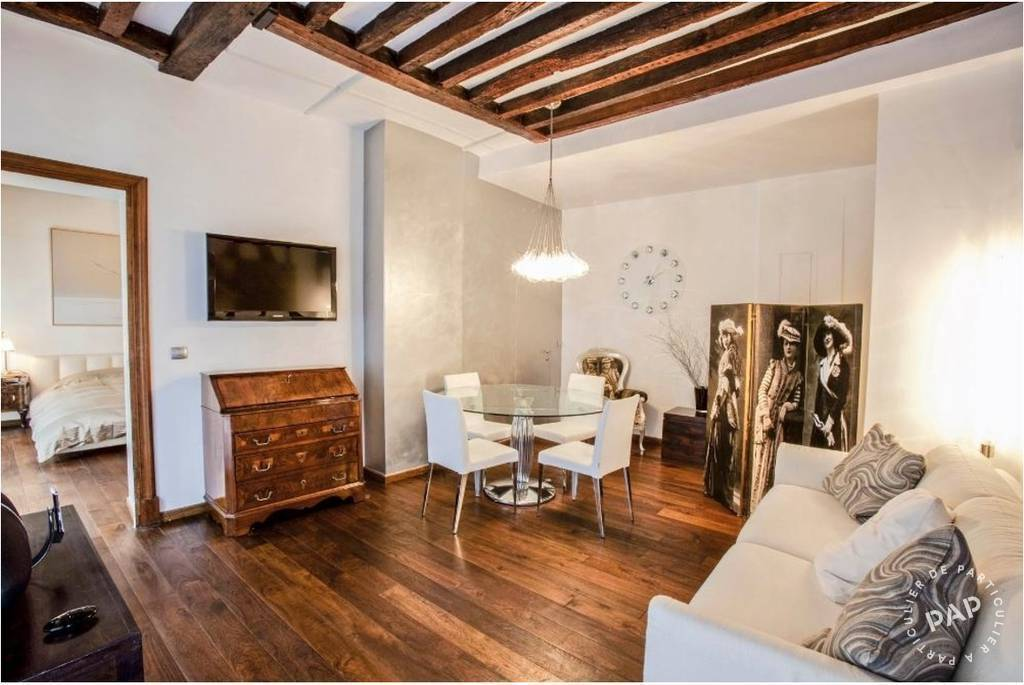 Location Appartement Paris 2E (75002) 45m² 2.300€
