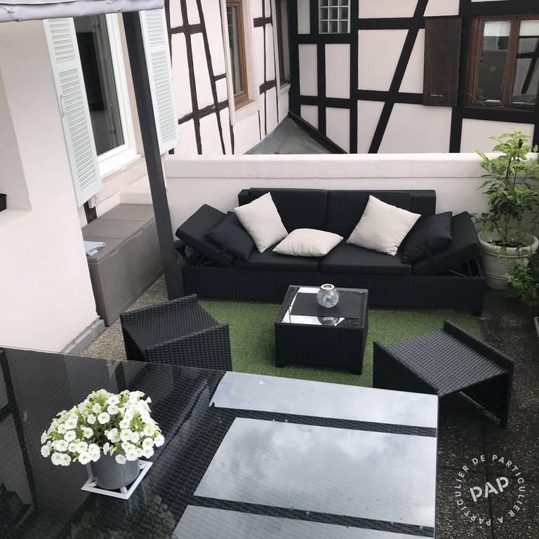 Vente appartement 5 pièces Mutzig (67190)