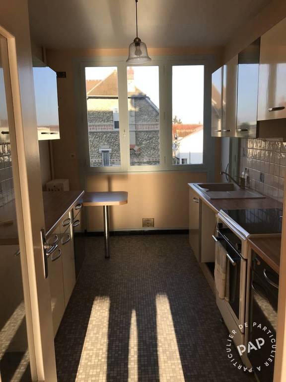 Location Appartement Compiègne (60200) 75m² 900€