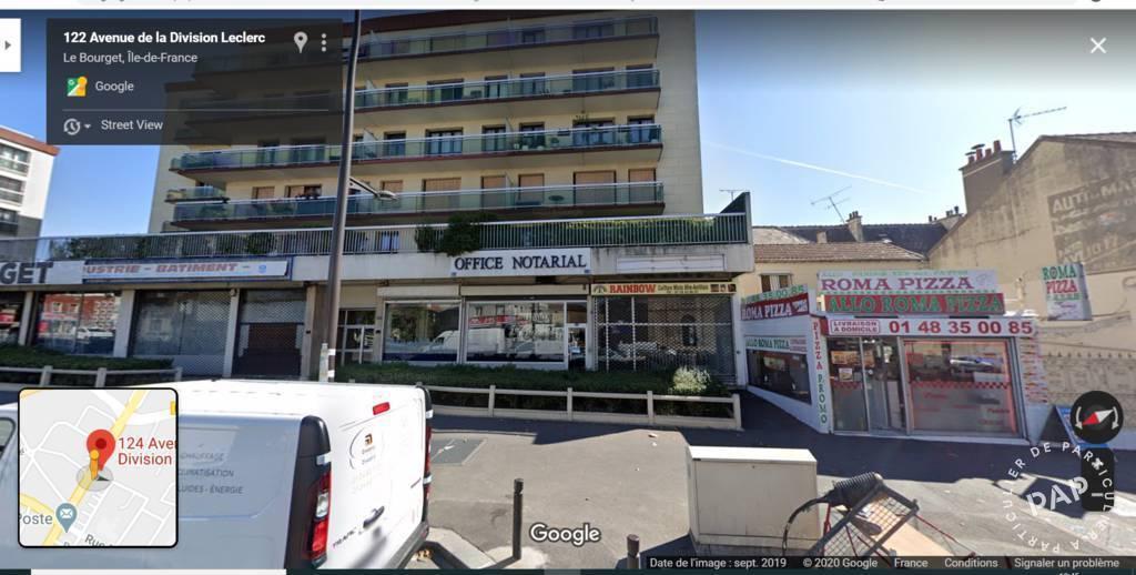 Vente appartement 2 pièces Le Bourget (93350)