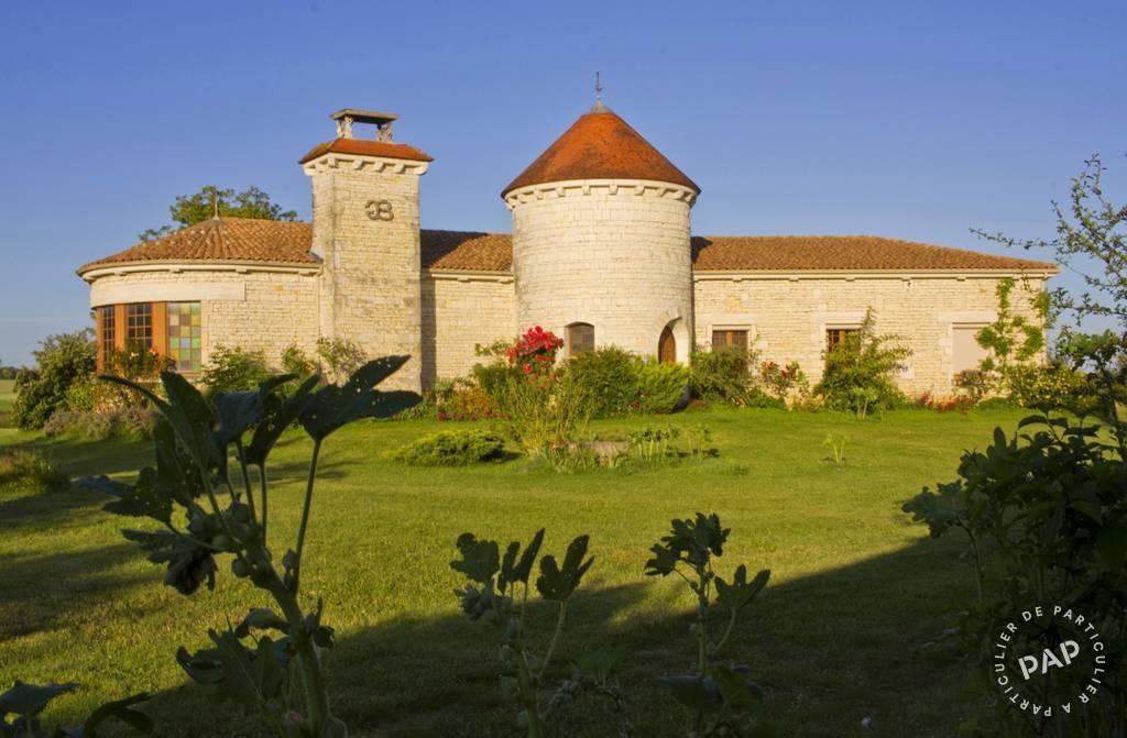 Vente Maison Asnières-En-Poitou (79170) 270m² 440.000€