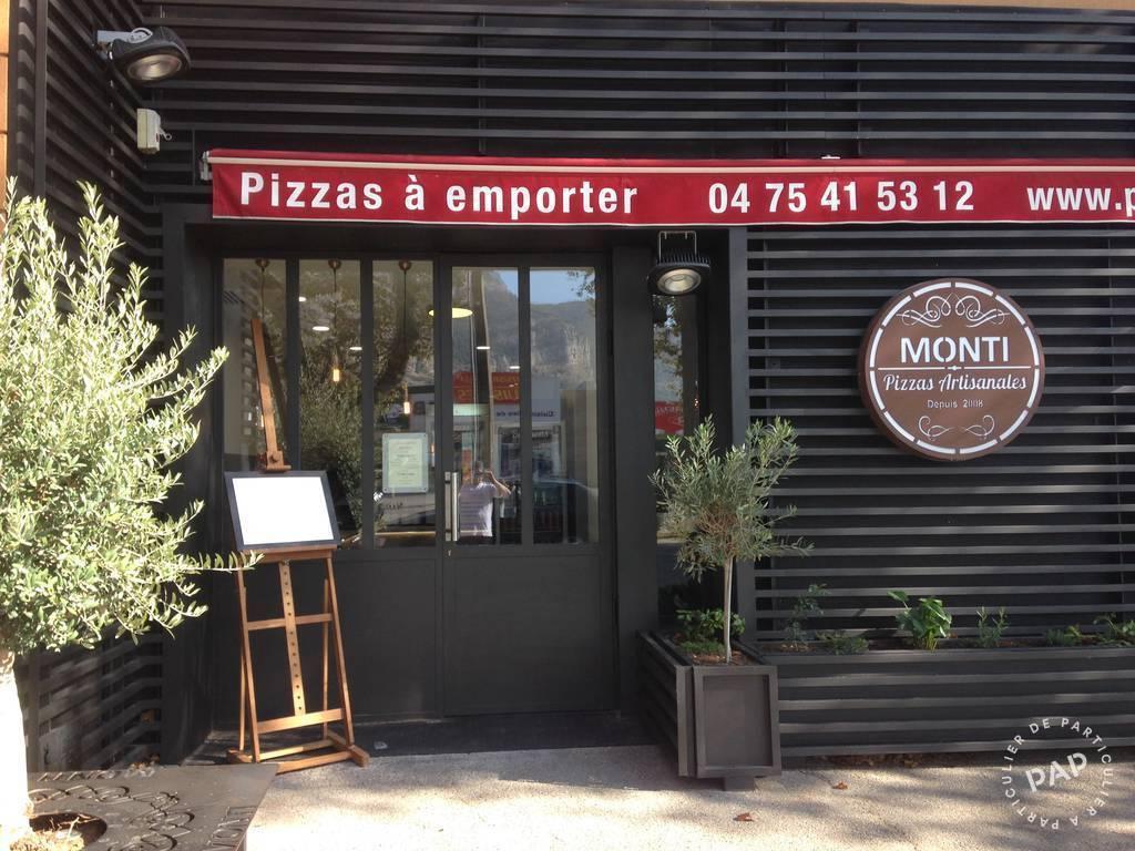 Vente et location Fonds de commerce Saint-Péray (07130)  179.000€