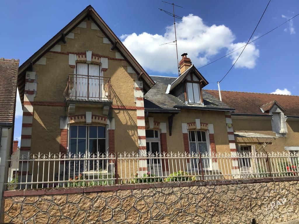 Vente Maison Lye (36600) 148m² 150.000€