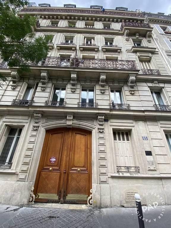 Vente appartement studio Paris 12e