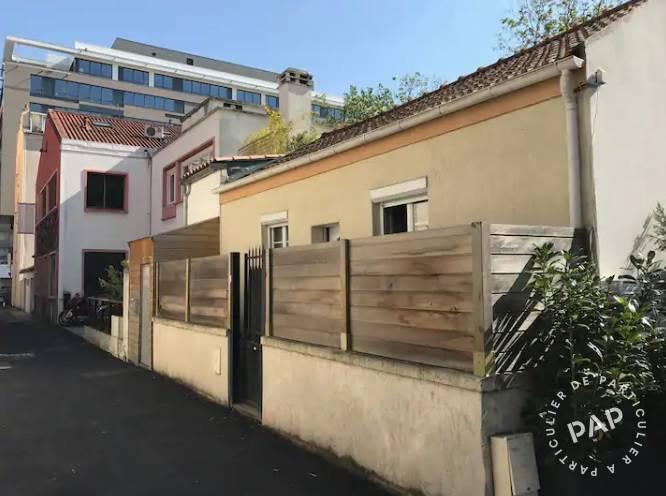 Vente maison 2 pièces Malakoff (92240)
