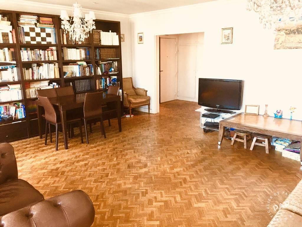 Vente appartement 5 pièces Paris 19e