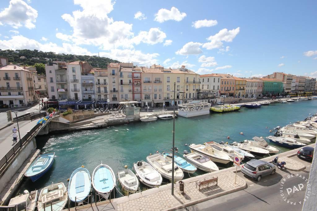 Vente Appartement Sète (34200) 41m² 194.000€