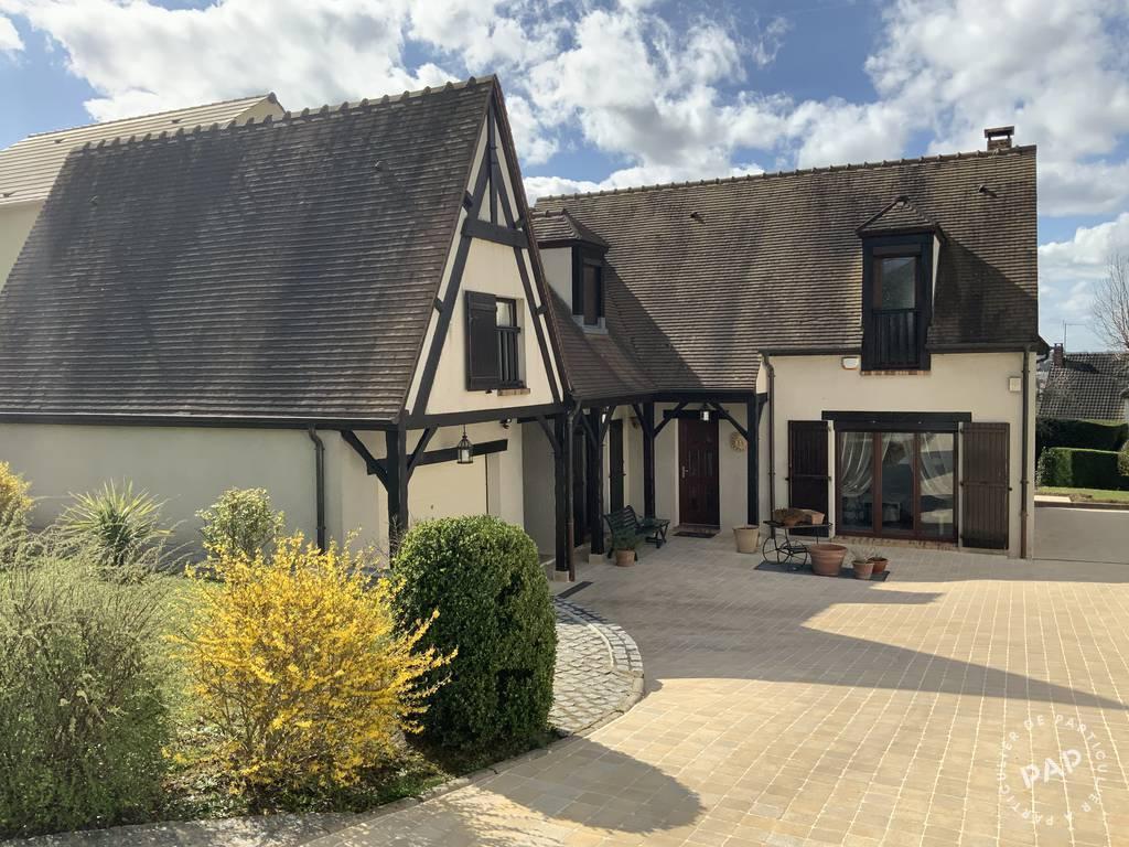 Vente Maison Boussy-Saint-Antoine (91800) 170m² 465.000€