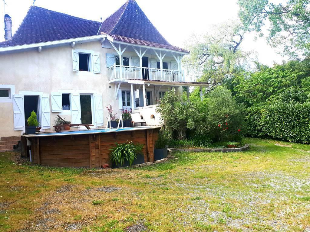 Vente maison 9 pièces Sault-de-Navailles (64300)