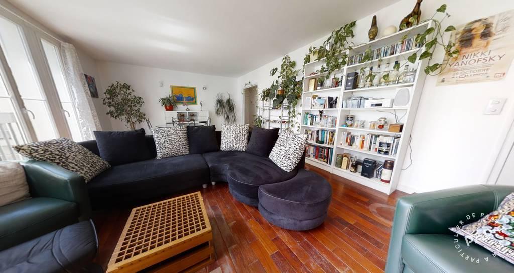 Vente Appartement - 3 Chambres - Paris 19E (75019)