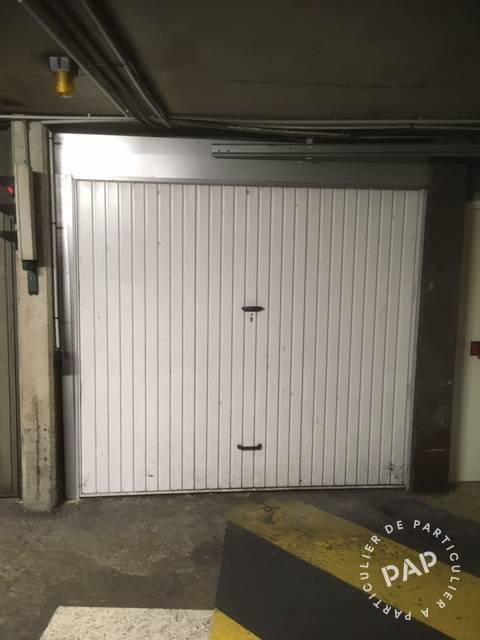 Vente Garage, parking Paris 15E (75015)