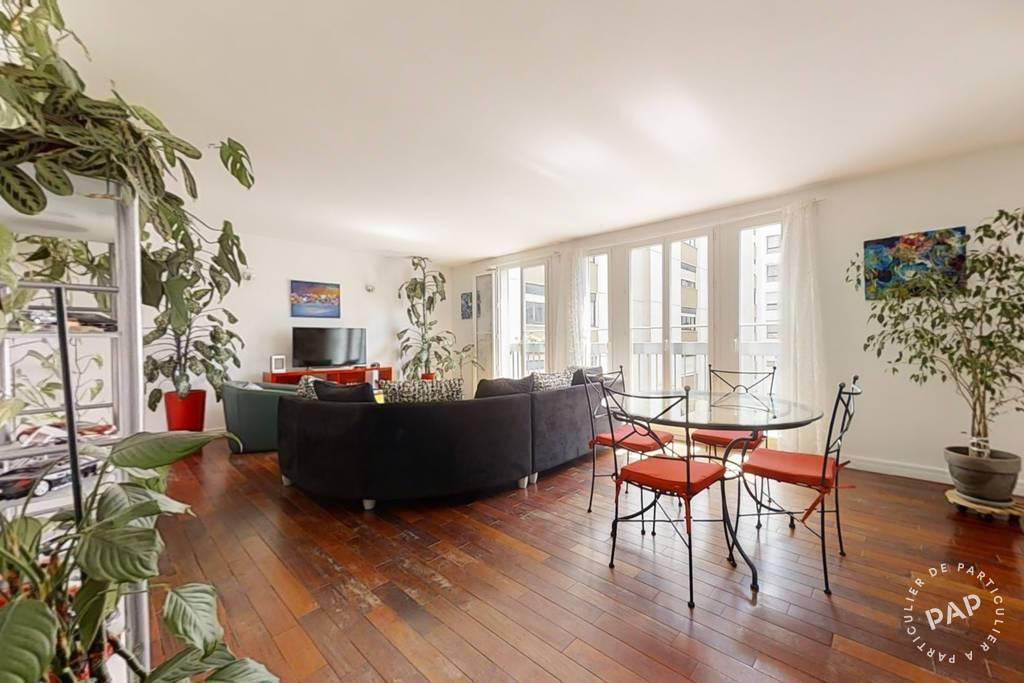Vente immobilier 830.000€ - 3 Chambres - Paris 19E (75019)